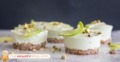 Creamy, zesty, simple to put together and delicious. Ticking all of your boxes? These mini raw coconut and lime 'cheesecakes' will soon become your hero recipe! BASE ½ cup macadamia or almonds ½ cup Medjool dates 2 tbsp coconut oil 2 tbsp shredded coconut METHOD Place all ingredients into a food processor and blitz until... View Article