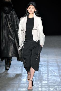 Alexander Wang Autumn/Winter 2011 Ready-To-Wear Collection | British Vogue