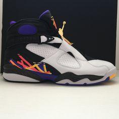60a14c080ae6 DS Nike Air Jordan 8 VIII Retro 3-peat Size 12