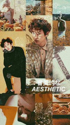 27 Ideas for wallpaper kpop exo chanyeol Wallpapers Kpop, Kpop Backgrounds, Chanbaek Fanart, Baekyeol, Exo Memes, Kai, Exo Lockscreen, Wallpaper Lockscreen, Wallpaper Backgrounds