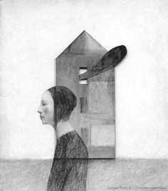 Leonor Pérez :: Ilustración