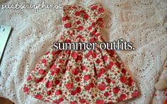 summer outfits #justgirlythings