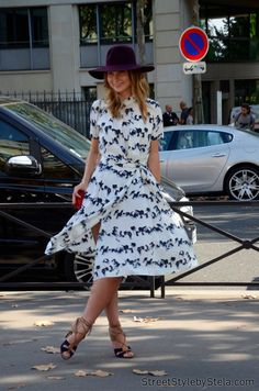 Paris Fashion Week SS 2104