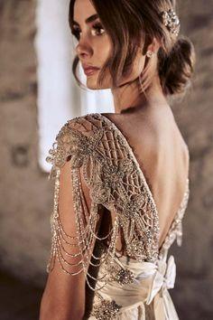 Vestido novia Anna Campbell Grace