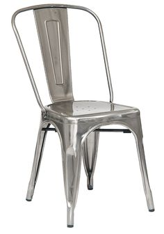 35 best restaurant tolix style metal dining chair images on