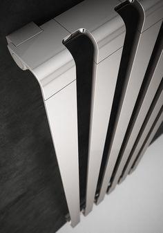 Designer Radiator HorizontalWide Flat Panel RadiatorsWhiteAnthracite