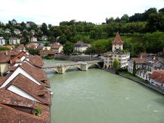 Bern – a capital da Suíça