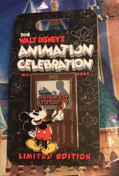 Disney Parks Jumbo Patched Mickey Mouse Club Logo Brand New In Packaging Sealed