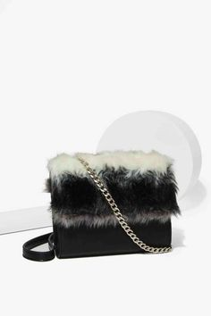 3c92c2ccc7d9 Faux Fur of the Moment Crossbody Bag - Accessories Small Bags