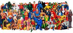 Персонажи вселенной DC