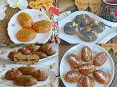Şekerpare Tatlısı Tarifleri Pretzel Bites, Potatoes, Bread, Baking, Breakfast, Ethnic Recipes, Food, Cook, Kitchens