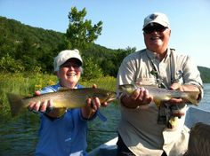 Guiding Guides_ Ben Levin Report | The Ozark Fly Fisher Journal