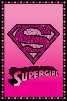 "Breast Cancer Survivors are SUPERGIRLS""  PINK, PINK PINK"