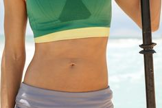 Footwork on ball   A Flatter Stomach in 10 Minutes - Yahoo She Philippines