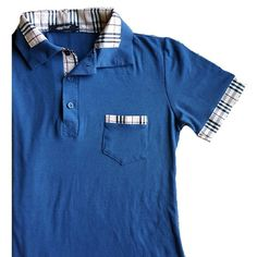 NOWT Men's shirt Brand new, never worn. My husband bought it online but it didn't fit. The size is L, but runs small and actually fit a M. It's a cotton and polyester mix, slightly elastic. Tops Tees - Short Sleeve