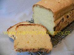 Provensálský bezlepkový chléb