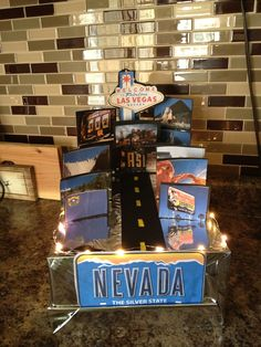 Nevada State Float Project