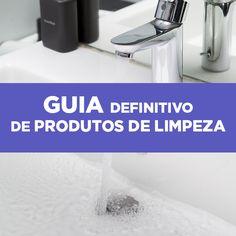 O guia definitivo dos produtos de limpeza e o lugar certo para usá-los | 18 posts que vão transformar suas resoluções de 2015 em algo muito fácil