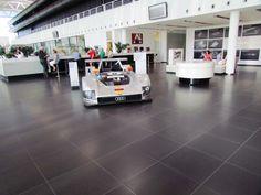 Audi Forum Ingostadt - saiba mais lendo o artigo