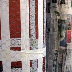 DIY Paper Mache Over Chicken Wire DIY Home Decor Crafts