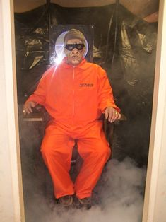 electric chair plans halloween. diy electric chair #halloween decorations plans halloween