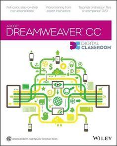 Adobe Dreamweaver CC Digital Classroom
