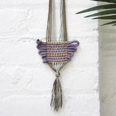 Lesh: Handwoven Jewelry