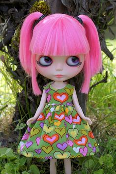 Rag Bag Designs Hearts Dress by sglahe - Kaleidoscope Kustoms, via Flickr