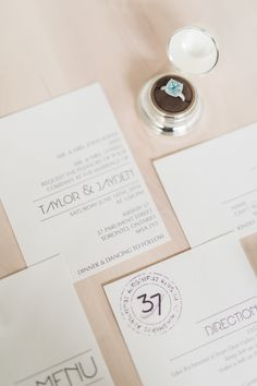4545 best wedding invitations paper suite images on pinterest in minimal white wedding inspiration for winter lovers filmwisefo