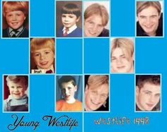 Young Westlife and 1998 Westlife