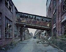 Detroit Abandoned Factories
