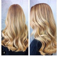 21 Trendy Golden Blonde Hair Color Ideas - iHairstyles Website Visit the post for more. Beauté Blonde, Golden Blonde Hair, Blonde Hair With Highlights, Brown Blonde Hair, Golden Highlights, Medium Blonde, Blonde Color, Highlighted Blonde Hair, Blonde Balayage Honey