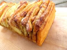 Cinnamon Bread, Fries, French Toast, Grilling, Bacon, Food And Drink, Cooking, Breakfast, Sweet