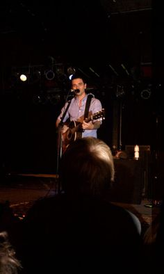 Dashboard Confessional  @Tori Heath, look at this pic from the Masquerade concert!