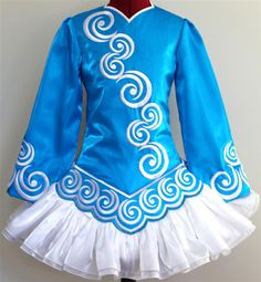 Irish Dance Dress, Corinna Schultz of Miss Brown's Fancy (AU)