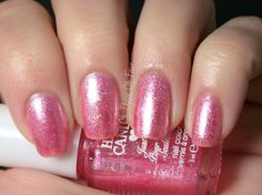 Hard Candy 5 Piece Just Nails Set Holiday 2012 #2 Pink