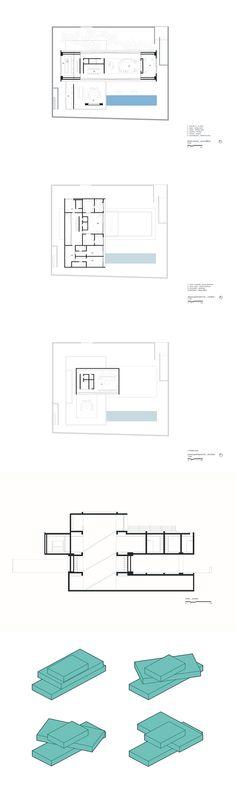 Casa P / Studio MK27 - Marcio Kogan + Lair Reis #plan