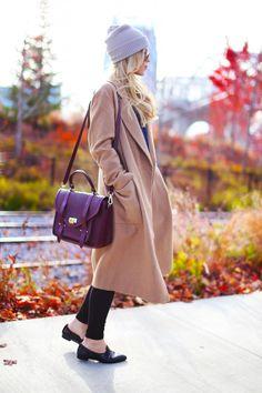 GiGi New York : Happily Grey Fashion Blog : Hayden Satchel