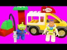 Lego Duplo Disney Pixar Toy Story 3 pizza Planet