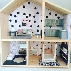 "735 Likes, 37 Comments - OneBrownBear (@onebrownbear) on Instagram: ""**FOR SALE** Hey Brissie mummy's (or crazy dollhouse ladies) I have 2 of my houses up for sale on…"""