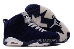 online store 07660 f50b9 Air Jordan 6 Suede Leather Black Navy Vente En Ligne, Price   74.00 -  Adidas Shoes,Adidas Nmd,Superstar,Originals