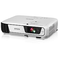 Epson PowerLite 640 V11H801020 LCD Projector - SDTV - 4:3 - Ceiling, Front, Rear - UHE - 200 W - 5000 Hour Normal Mode - 6000 Hour Economy Mode - 800 x 600 - SVGA - 10,000:1 - 3200 lm - HDMI - USB - 283 W - 2 Year Warranty