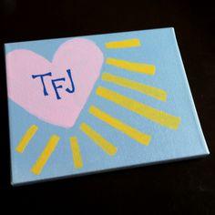 #TFJ heart & sunshine