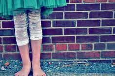 Lace Leggings $12.99