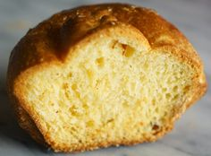One of my favorite bread is... of course, brioche! It is a soft, buttery bread that is rich enough to be considered a yeast-risen cake. It is a wonderful cross between bread and pastry, with a rich flavor and light texture. It is the high contents of butter and eggs that give brioche the pastry like texture. There's No Substitute for Butter (Certainly Not Shortening!) Your taste buds will only experience the wonderful flavors of brioche if you use the best ingredients available.