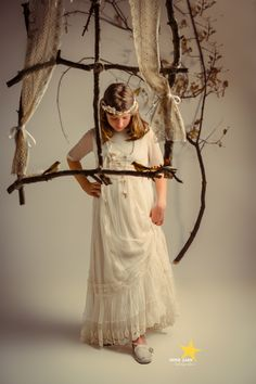 Inma Juan fotografia, fotos de comunión, fotos vintage, fotos originales, fotos de boda .: Adela