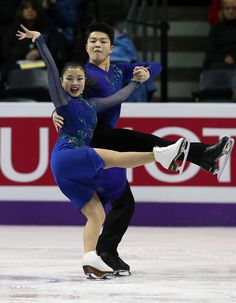 World Figure Skating Championships: Day 2