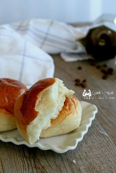 Brioches soffici, ricetta Siciliana 3 Layer Cakes, Oreo Cake, Bread Rolls, Sweet Bread, Winter Food, Genere, Biscotti, Cheesecake, Food And Drink
