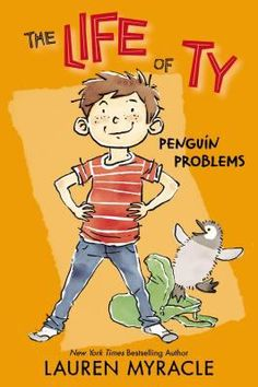 Penguin Problems by Lauren Myracle