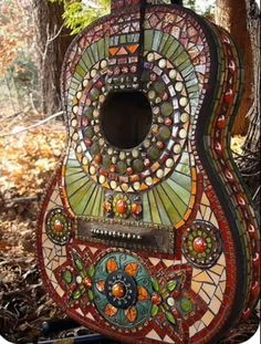 Image result for mosaic guitars